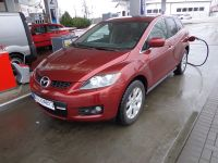 Instalacja LPG Mazda  CX7 direct injection LPG Landi Renzo 2.3 Turbo