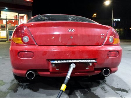 <strong>Instalacja LPG</strong> Hyundai  Coupe 2,7 V6