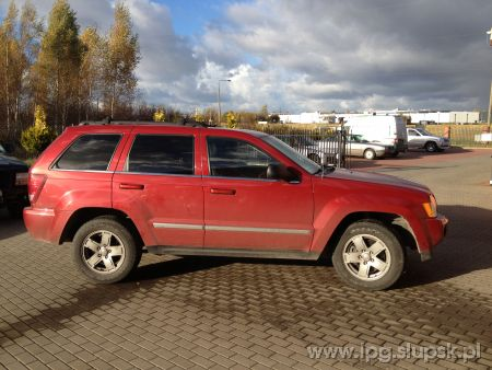 <strong>Instalacja LPG</strong> Jeep  Grand Cherokee