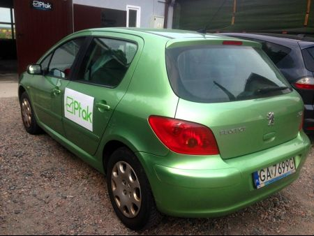 <strong>Instalacja LPG</strong> Peugeot  307 LOVATO SMART