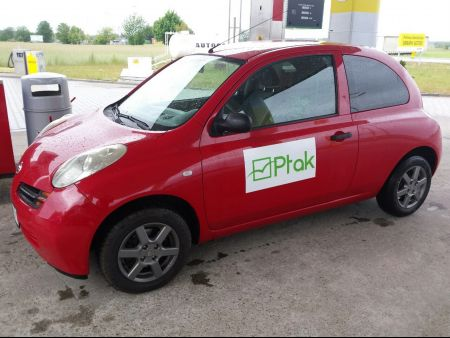 <strong>Instalacja LPG</strong> Nissan  Micra 1.4LOVATO SMART