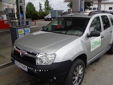 <strong>Instalacja LPG</strong> Dacia  Duster Lovato Smart KP