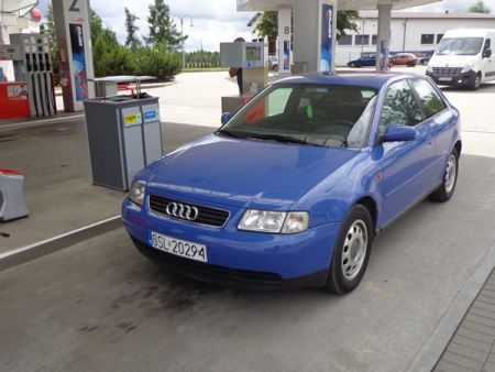 <strong>Instalacja LPG</strong> Audi  1.8 5V Lovato Easy Fast