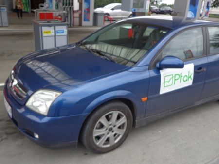 <strong>Instalacja LPG</strong> Opel  Vectra C 1.8 Lovato