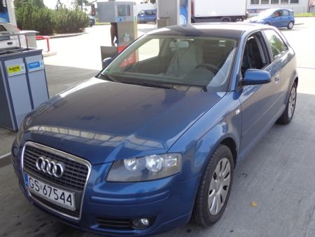 <strong>Instalacja LPG</strong> Audi  A3 1.6 Lovato