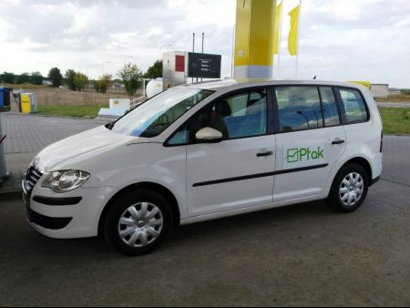<strong>Instalacja LPG</strong> Volkswagen  Touran 1.6 BRC