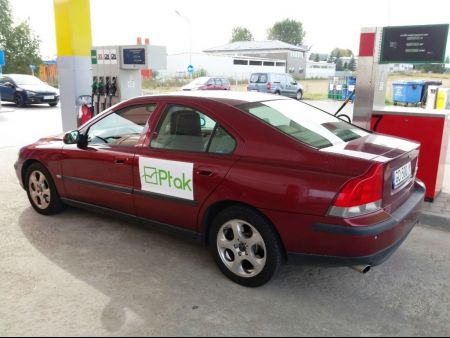 <strong>Instalacja LPG</strong> Volvo  S60 5 cyl turbo