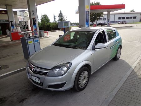 <strong>Instalacja LPG</strong> Opel  Astra 1.6l