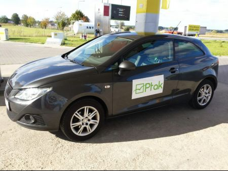<strong>Instalacja LPG</strong> Seat  Ibiza
