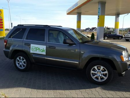 <strong>Instalacja LPG</strong> Jeep  Grand Cheroke 4,7 V8