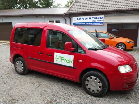 <strong>Instalacja LPG</strong> Volkswagen  Caddy 1.6 z LPG Lovato
