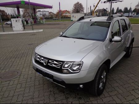 <strong>Instalacja LPG</strong> Dacia  Duster SCe 1.6l 115 KM LPG Euro 6 modele 2016