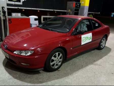 <strong>Instalacja LPG</strong> Peugeot  406 2.2 coupe