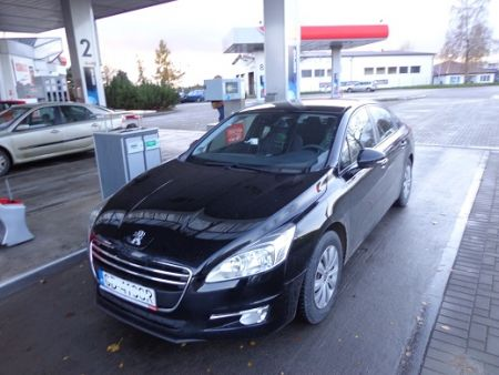 <strong>Instalacja LPG</strong> Peugeot  508 1.6l Prins