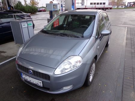 <strong>Instalacja LPG</strong> Fiat  Punto 1.4l Lovato Smart