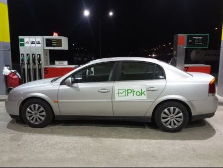 <strong>Instalacja LPG</strong> Opel  Vectra 1.8 LPG Lovato