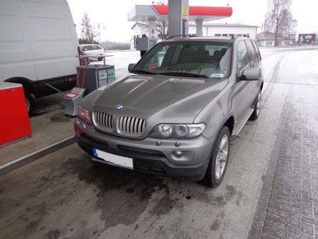 <strong>Instalacja LPG</strong> BMW  X5 4.4l  LOVATO