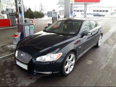 <strong>Instalacja LPG</strong> Jaguar  XF 4.2l