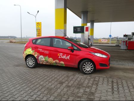 <strong>Instalacja LPG</strong> Ford  Fiesta 1.25 82 KM Lovato