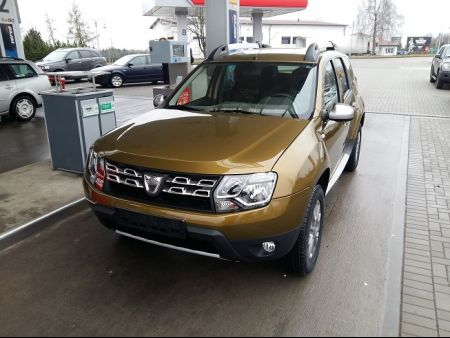 <strong>Instalacja LPG</strong> Dacia  Duster SCe 115KM S&S 1.6 l Lovato LPG