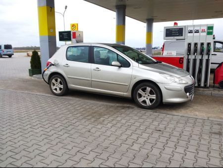 <strong>Instalacja LPG</strong> Peugeot  307 2.0 Lovato