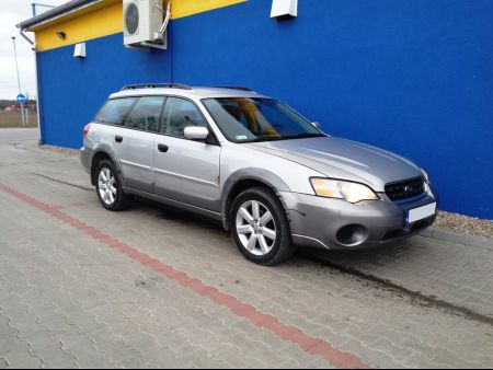 <strong>Instalacja LPG</strong> Subaru  2,5 Outback Lovato