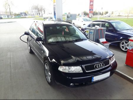 <strong>Instalacja LPG</strong> Audi  a4 1.6l LOVATO SMART