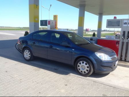 <strong>Instalacja LPG</strong> Opel  Astra 3 H Sedan 1.6 Automat