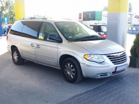 <strong>Instalacja LPG</strong> Chrysler  Town & Country Grand Voyager 3.8