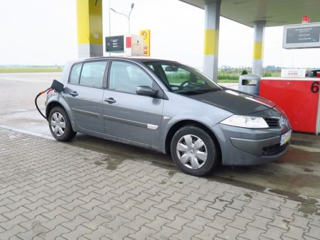<strong>Instalacja LPG</strong> Renault  Megane 1.6 110km