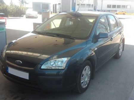 <strong>Instalacja LPG</strong> Ford  Focus 1.6l LOVATO