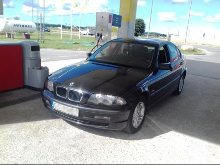 <strong>Instalacja LPG</strong> BMW  e46 1.8