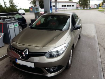 <strong>Instalacja LPG</strong> Renault  Fluence 1.6l LOVATO SMART